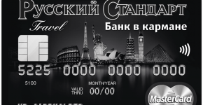 Русский Стандарт: RS cash back