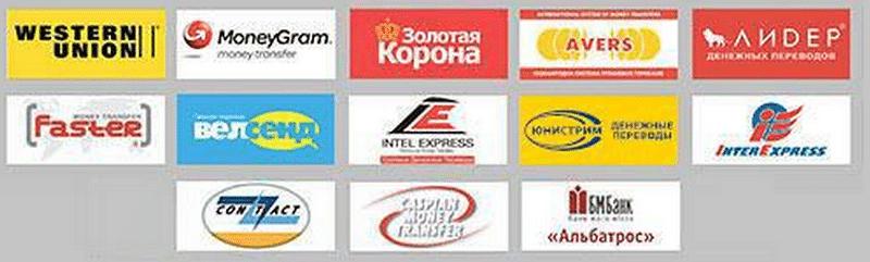 быстрые денежные переводы из России на Украину