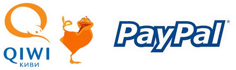 как положить деньги на paypal