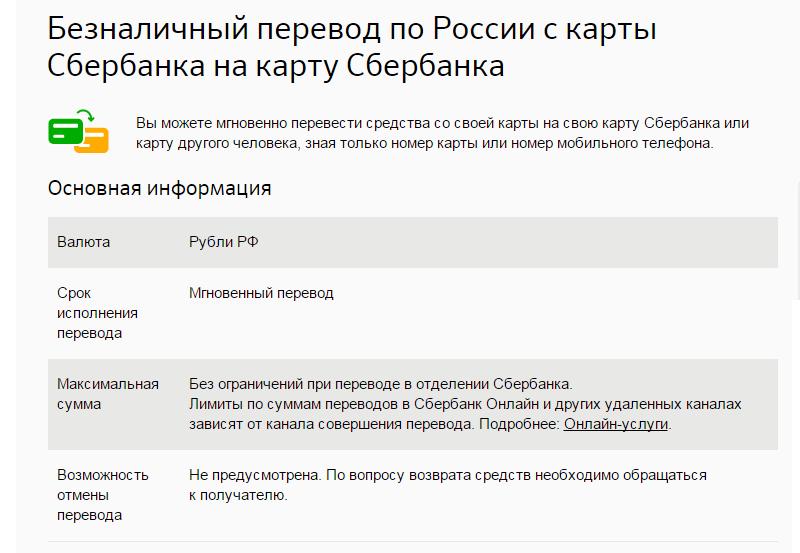 как делать денежные переводы по России