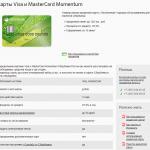 как клиенту можно воспользоваться кредитной картой Сбербанка