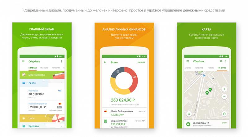 Скачать приложение сбербанк онлайн
