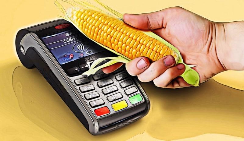 кредитная карта кукуруза в Евросети условия получения