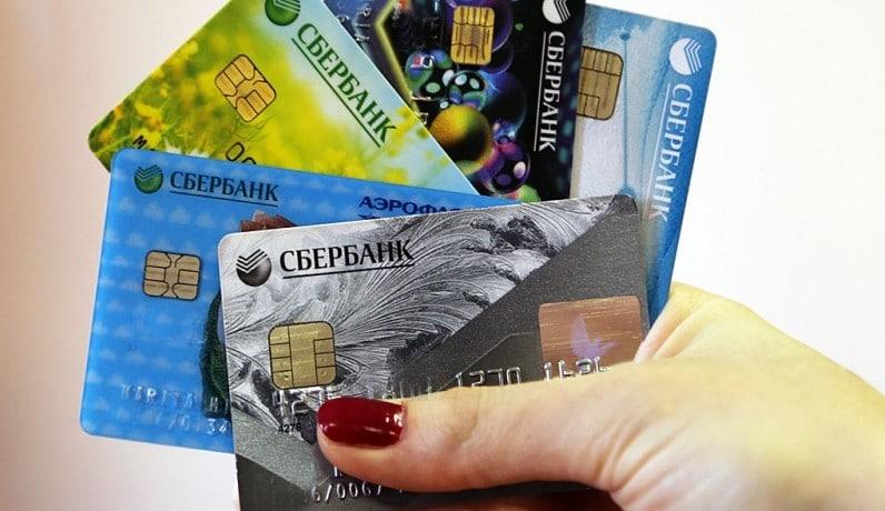 лимит снятия наличных через банкомат Сбербанк