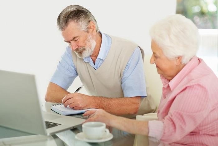 как оформить пенсию по возрасту