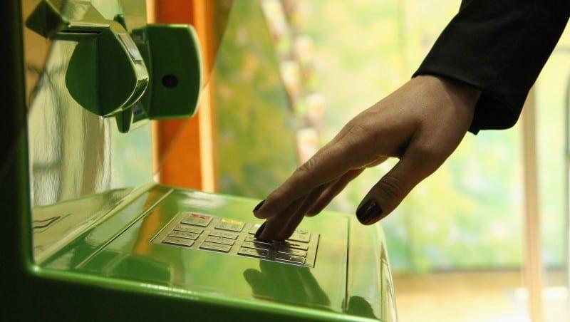 как восстановить пин код карты Сбербанка