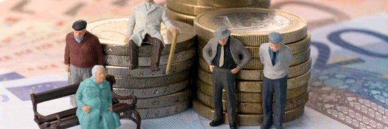 Выплата пенсий по старости в 2013 году