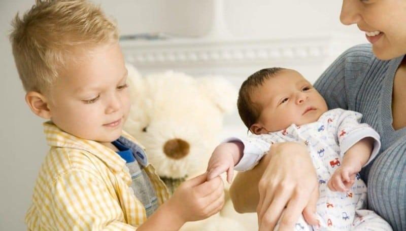 материнский капитал за первого ребенка