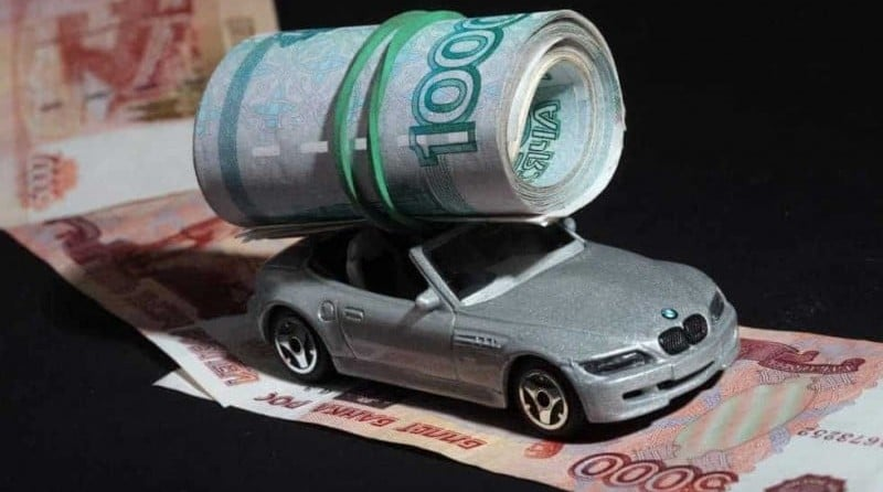 При покупки машины налоговая возвращает проценты
