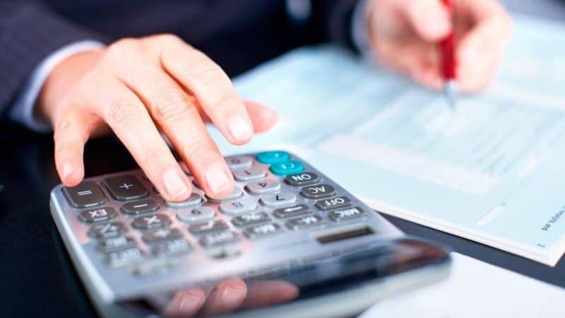 простые проценты по кредиту формула