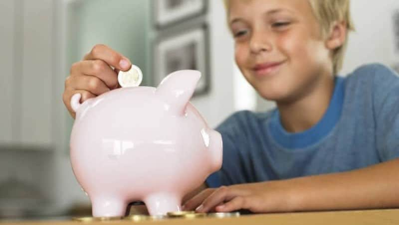 как накопить деньги школьнику быстро