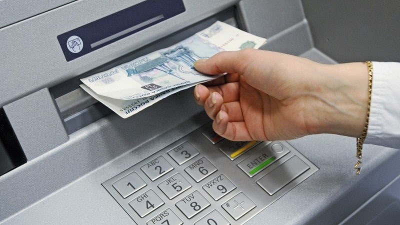 как снять деньги с заблокированной карты Сбербанка
