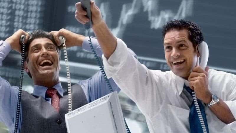 стать биржевым брокером