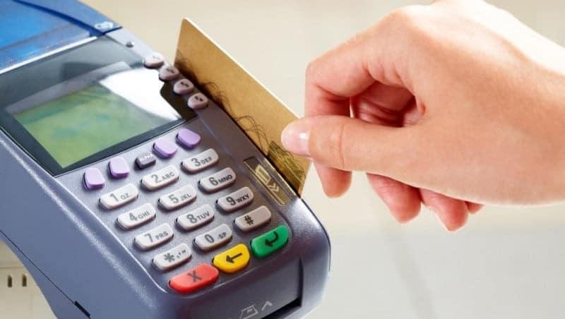 установить терминал Сбербанка для оплаты банковской картой в магазине