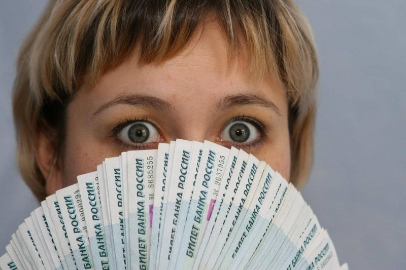 работа в Москве от 100000 рублей в месяц