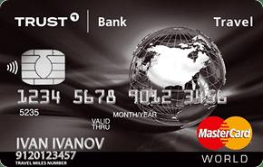 дебетовые карты банка Траст