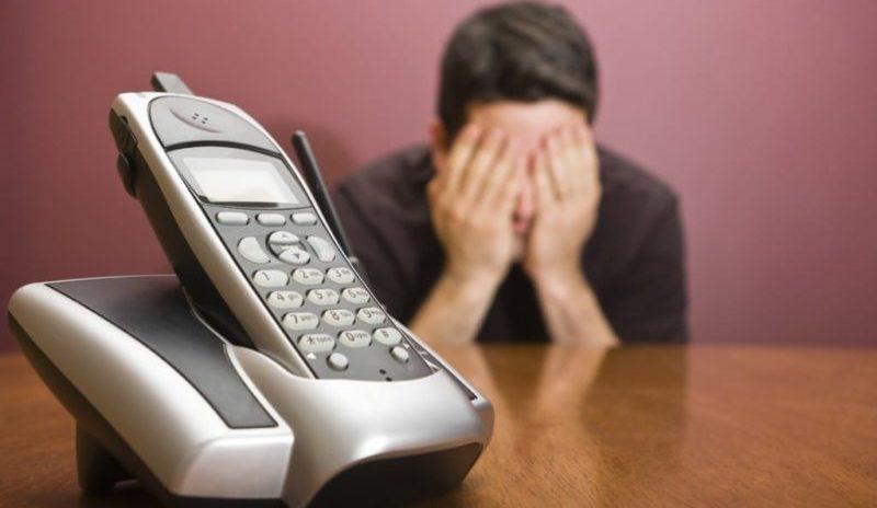 достали звонки из банка по чужому кредиту