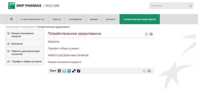 BNP Pariba bank
