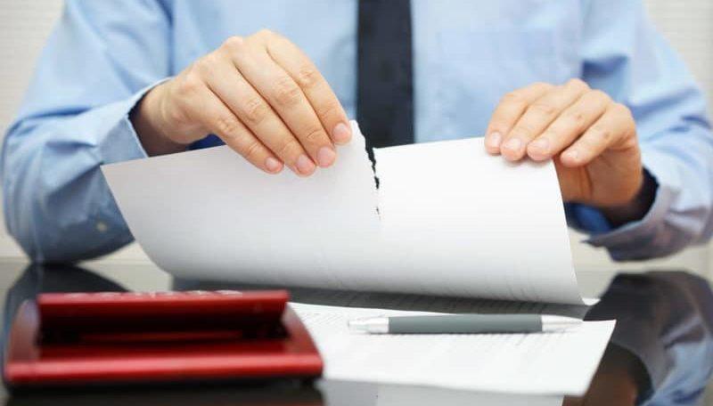 расторгнуть договор страхования жизни по кредиту