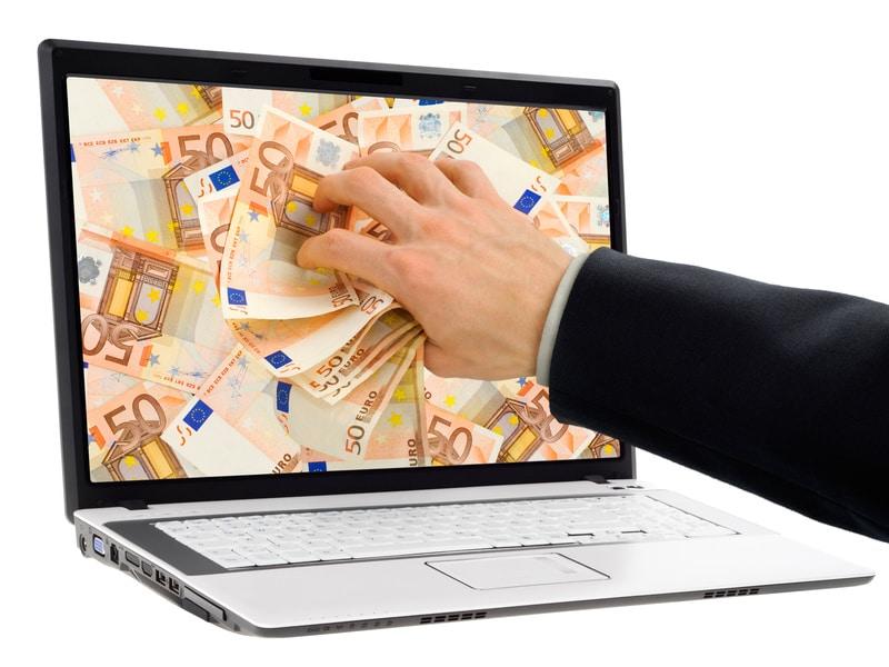 как взять кредит через интернет