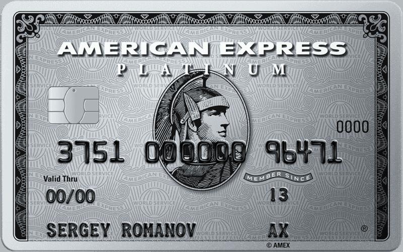 американские кредитные карты