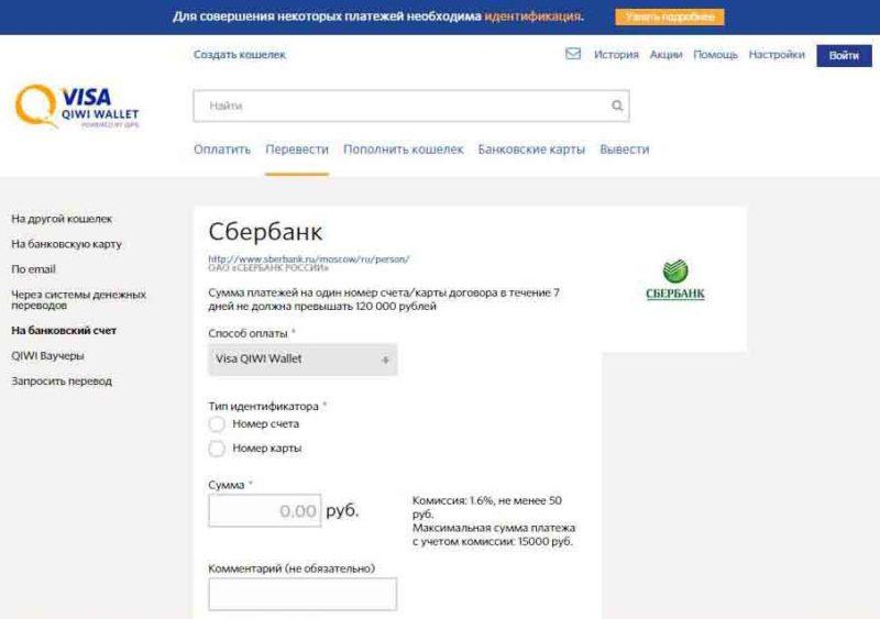 сроки перевода денег на карту Сбербанка с карты Сбербанка