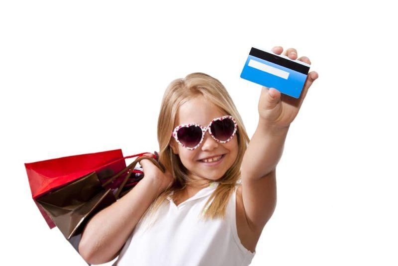 Банковские карты для детей до 14 лет