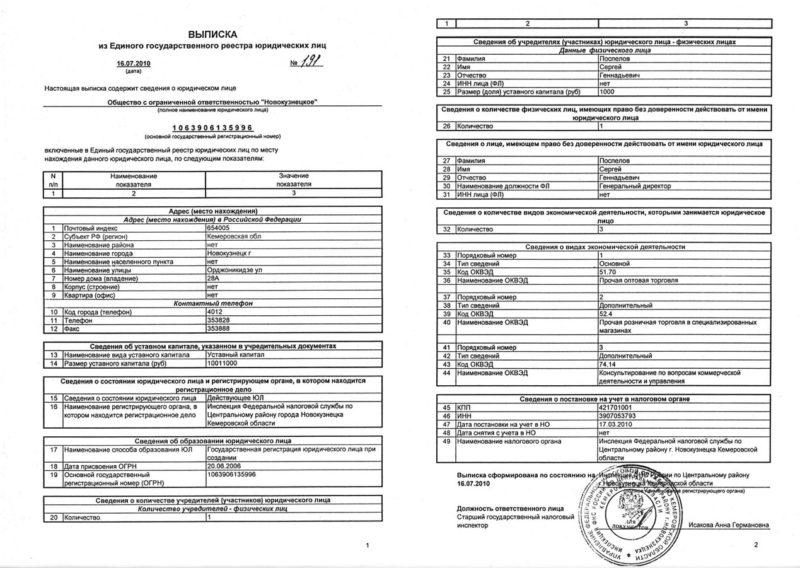 Документы на налоговый кредит украина