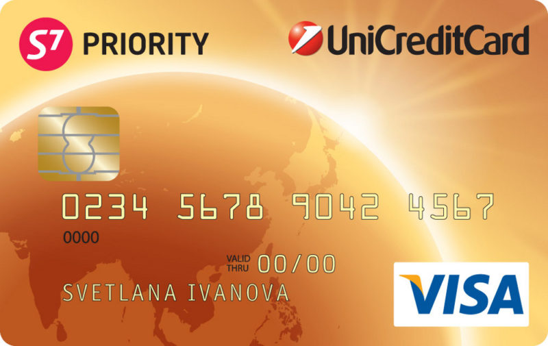 кредитная карта Юникредит банка