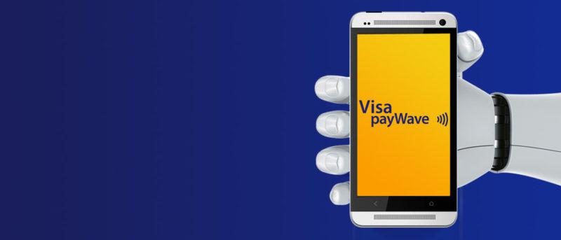 приложение для оплаты телефоном вместо карты