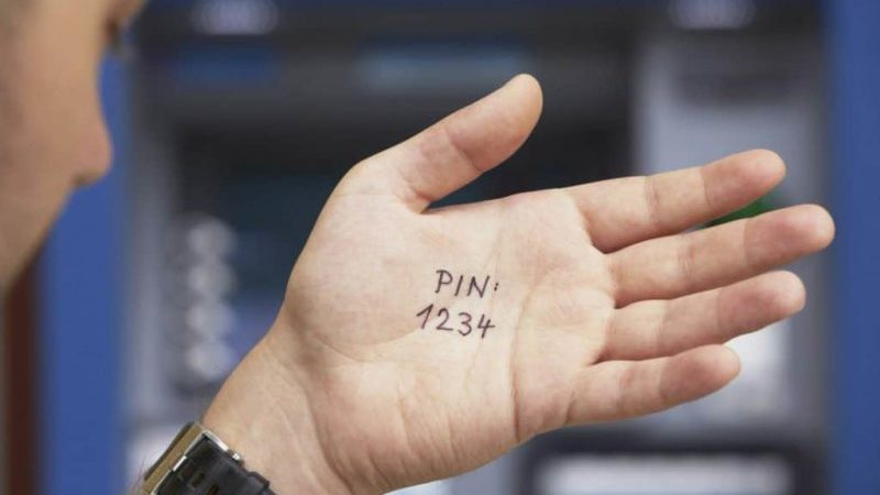 забыл Пин-код карты ВТБ 24 что делать
