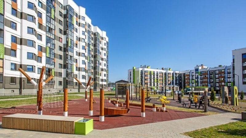 Кредит «На приобретение квартиры»