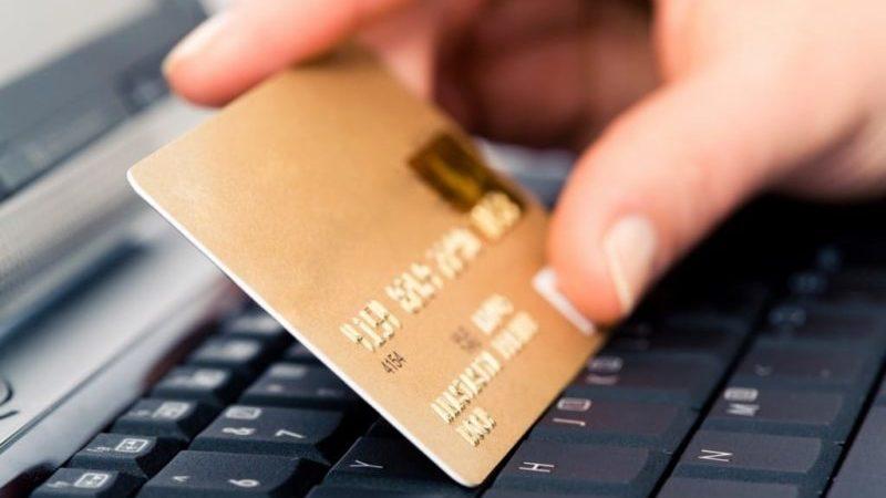 как оплатить кредитной картой через интернет