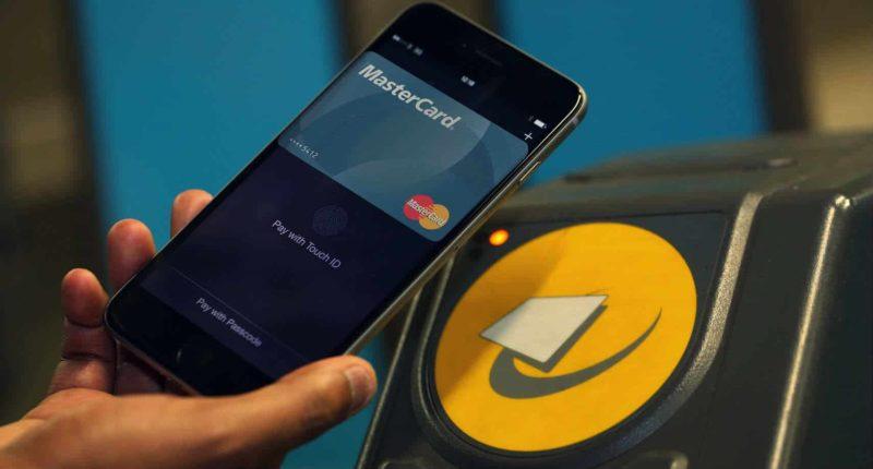 оплата метро Apple Pay