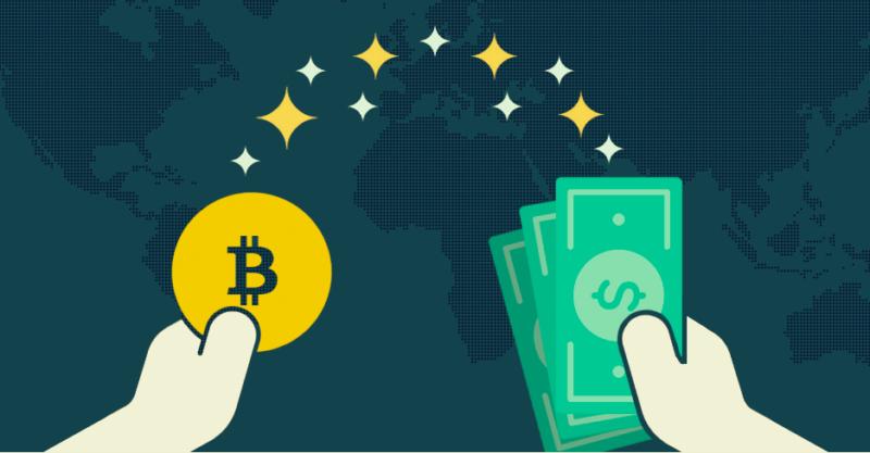 как заработать на курсе биткоина