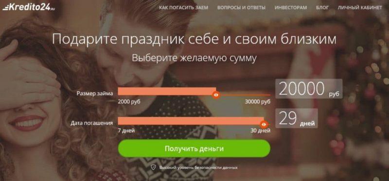 взять 20000 рублей в кредит без справок и поручителей
