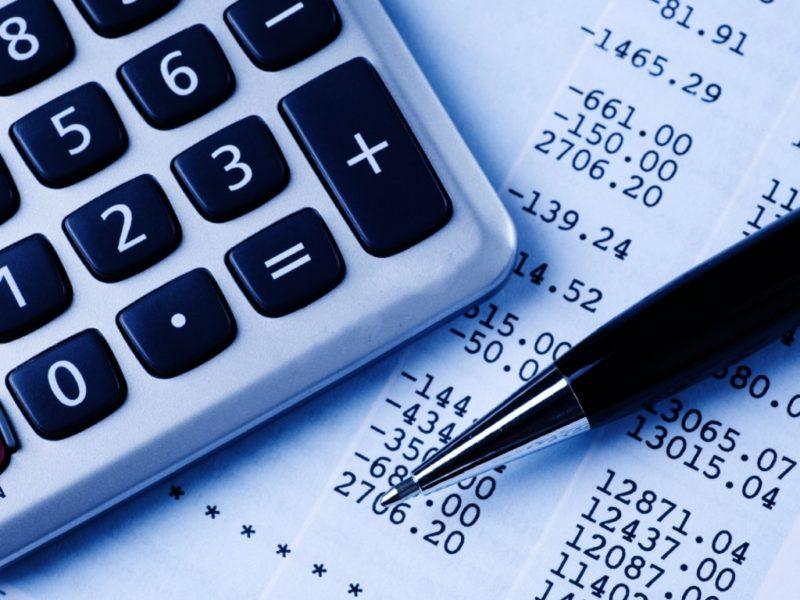арест счета налоговой инспекцией