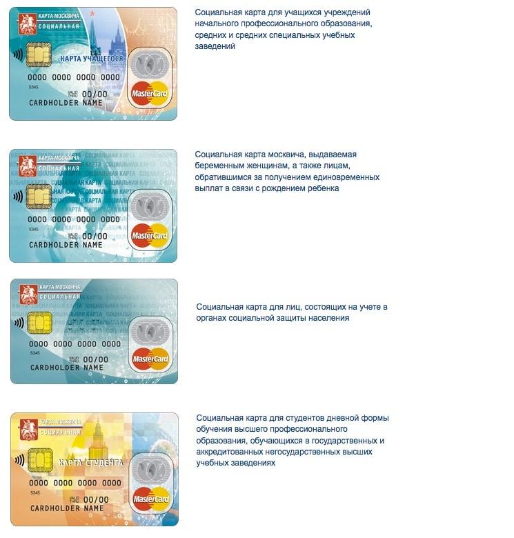 социальная карта москвича кому положена и что дает