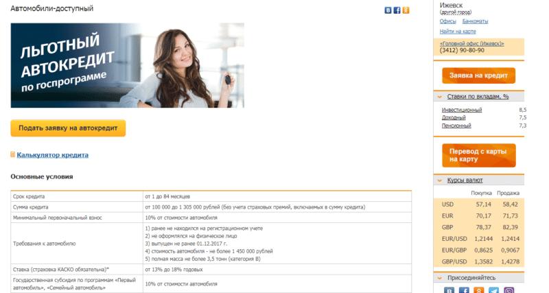 отзывы клиентов по автокредиту Быстробанка