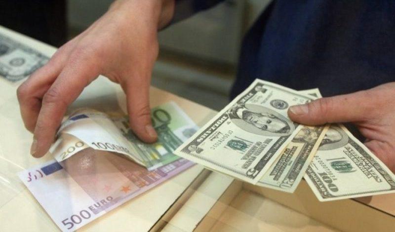 обмен рублей на доллары это покупка или продажа
