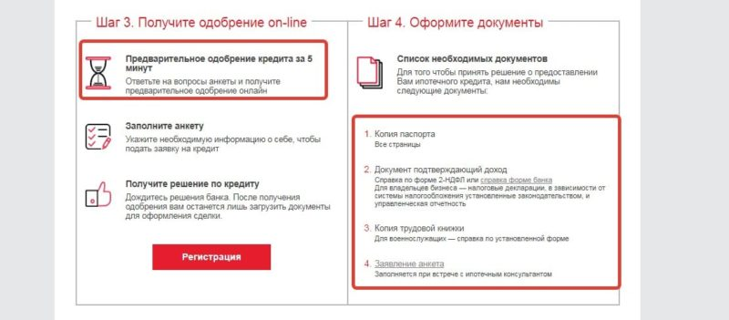 ипотечный кредит Дельтакредит