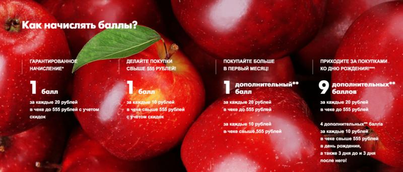 карта магазина Пятерочка