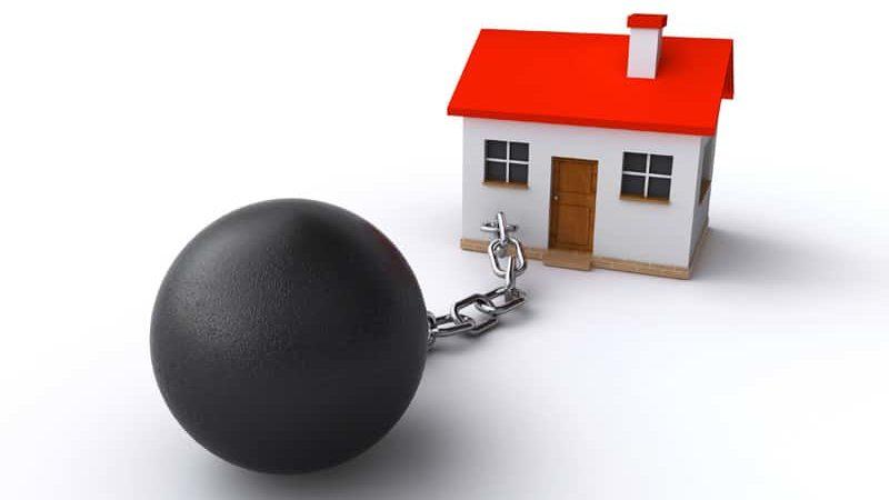 покупка квартиры с обременением по ипотеке риски