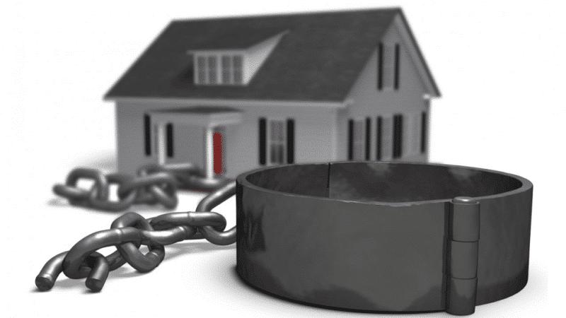 покупка квартиры с обременением банка