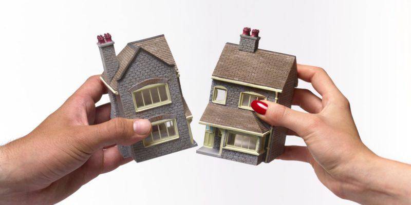 разделение лицевых счетов между собственниками квартиры