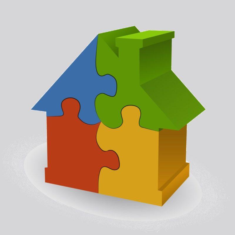 как разделить лицевой счет в квартире с долевой собственностью