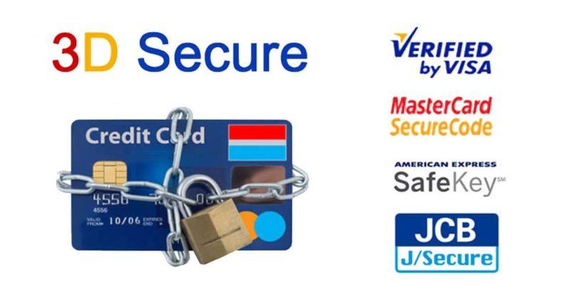 как подключить Verified by Visa