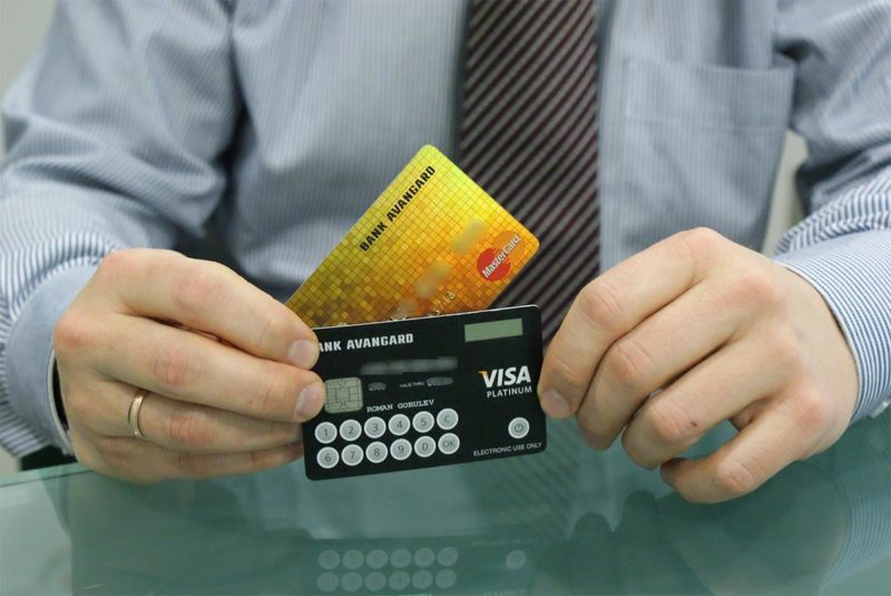 возврат на кредитную карту