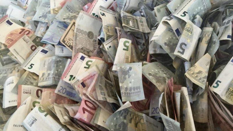 можно ли положить Евро на карту Сбербанка через банкомат