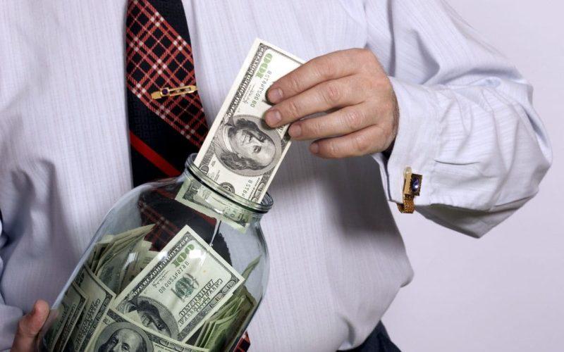 сколько денег нужно вложить в банк чтобы жить на проценты